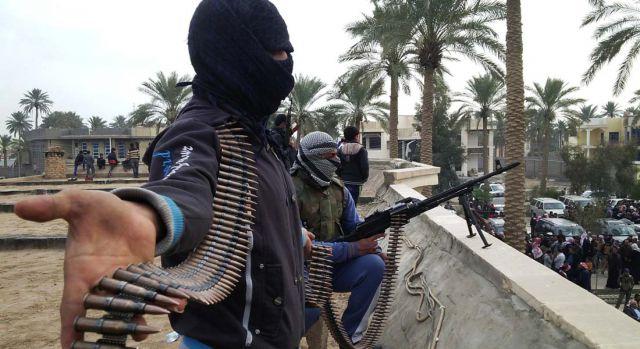 Атака джихадистов на