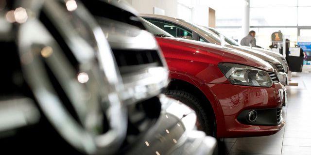 Рост продаж машин в ЕС