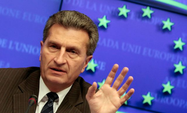 7 вопросов еврокомиссару