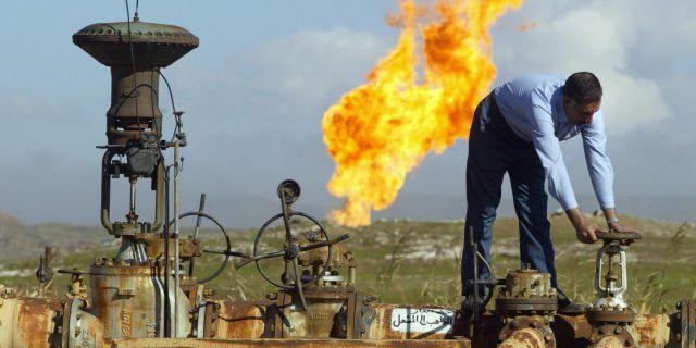 Рост добычи нефти в