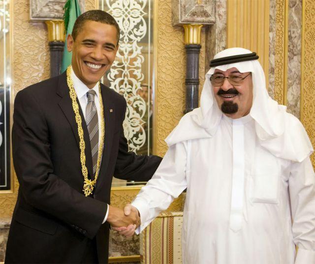 Саудиты и США:  quot;в