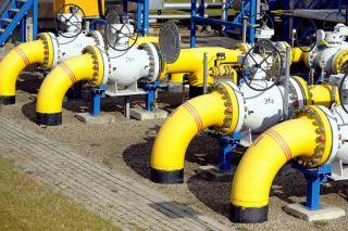 Газпром увеличил закачку