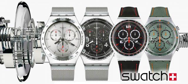 Swatch ждет дебюта Apple