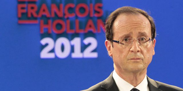 Очередной удар по Олланду