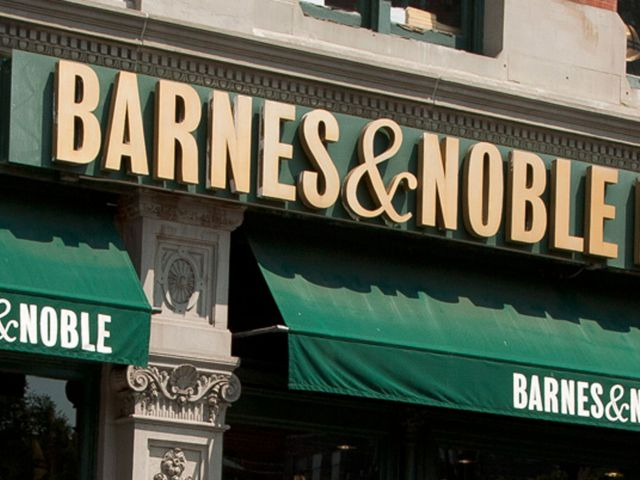 Barnes  amp; Noble