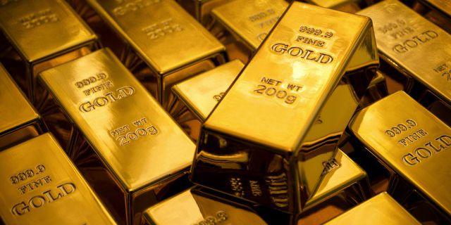 В Китае золото