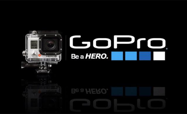 GoPro удачно разместила