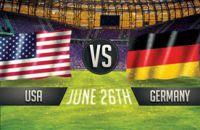 Германия - США. 1:0 в