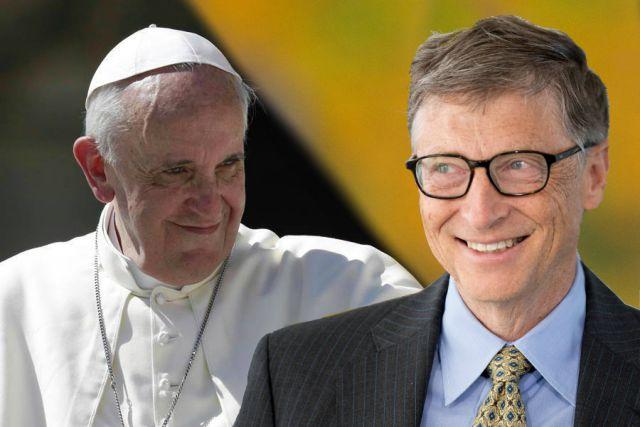 Спасут ли Папа Римский и