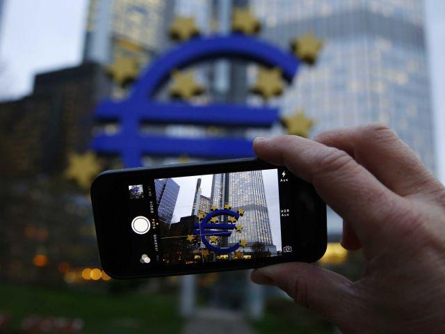 Инфляция в еврозоне не