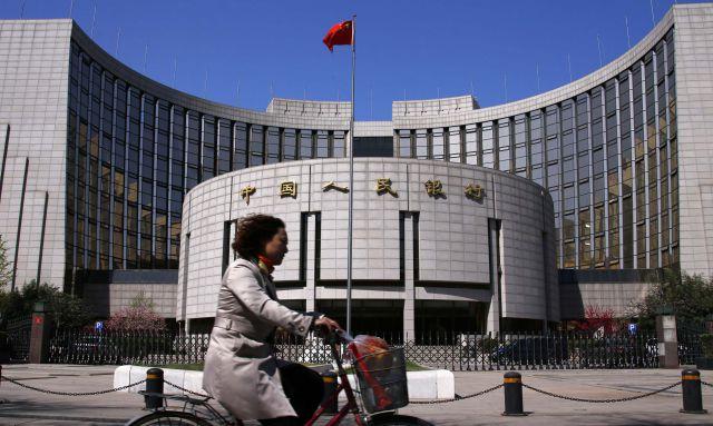 Долг КНР увеличился