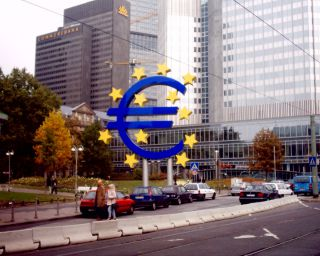 Франция призывает ЕЦБ
