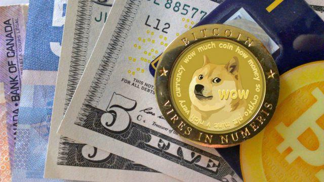 Dogecoin - собачья