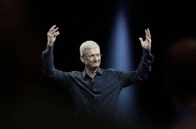 Бизнес Apple развивается