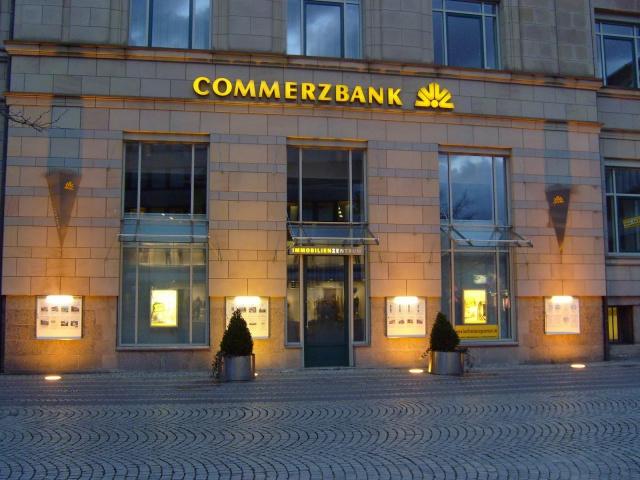 США обвиняют Commerzbank