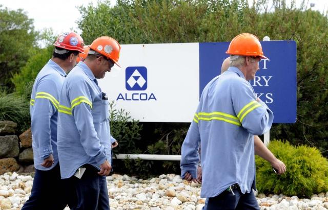 Отчет Alcoa не