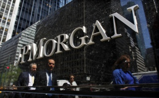 JP Morgan сократил