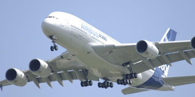 Airbus обошла Boeing в 3