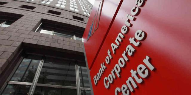 Bank of America Corp не