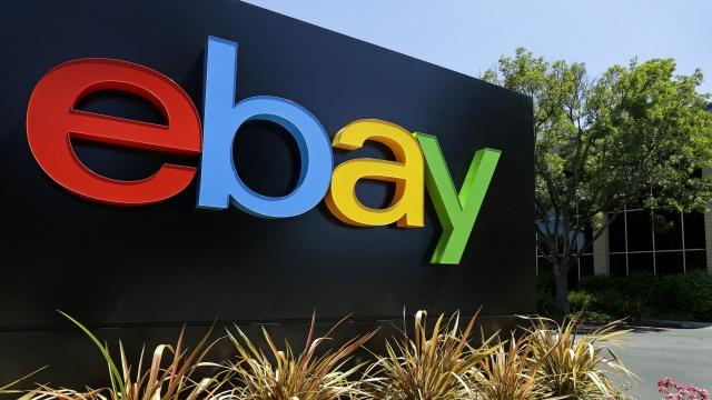 eBay увеличил прибыль на
