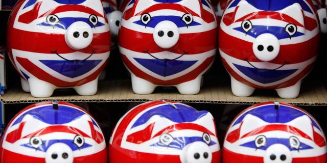 Item Club: рост Британии
