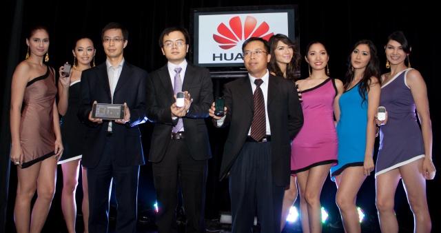 Китайская Huawei