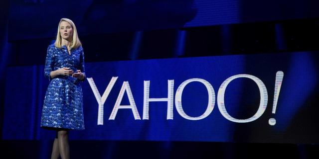 Yahoo покупает