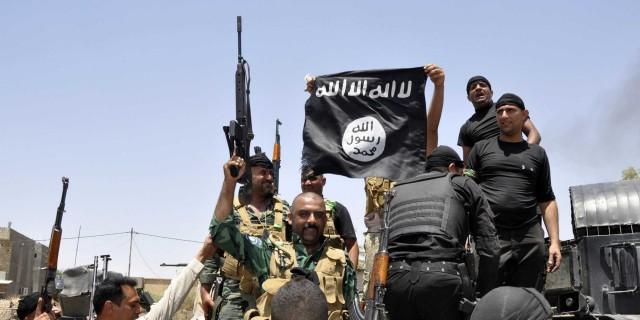 Боевики ИГИЛ взяли под