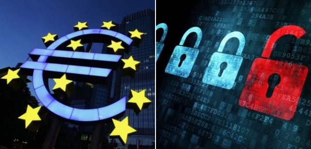 Хакеры взломали сайт ЕЦБ