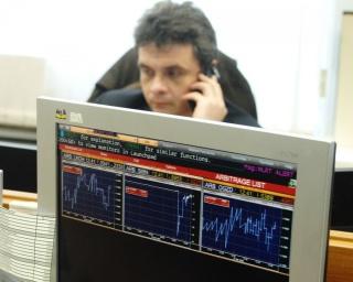 Рынок снижается из-за