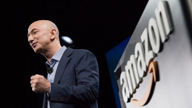 Убыток Amazon обвалил