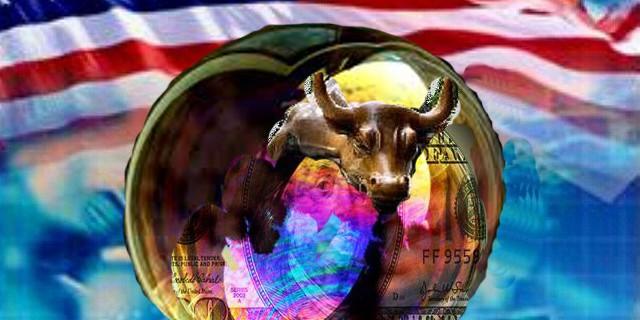 Пузырь на рынке акций