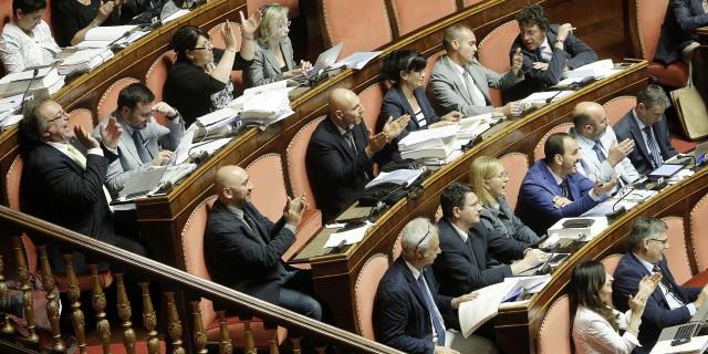 Правительство Италии не