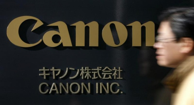 Canon вновь сообщает о