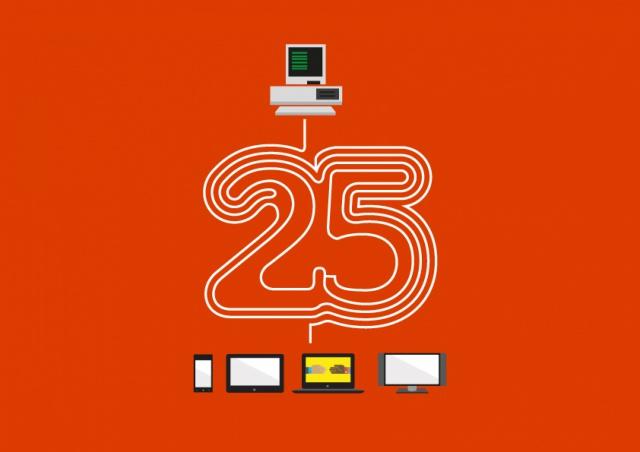 Microsoft Office: 25 лет