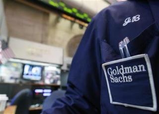 Goldman Sachs знает, что