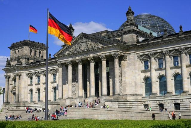 Экспорт Германии вырос в