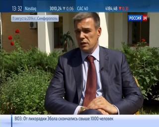 Олег Савельев: для Крыма