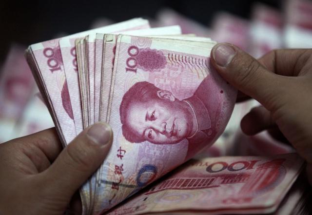 Кредиты в Китае теряют
