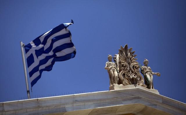 Греция не может