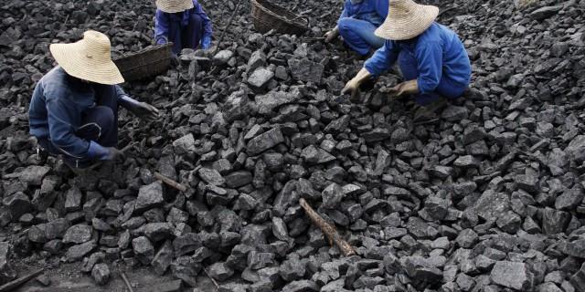 Рынок угля ждет