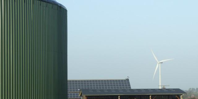 Зеленая энергетика:
