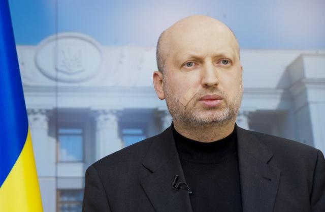 Турчинов: Украина