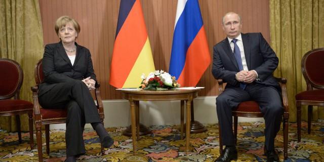 Ответный удар России: