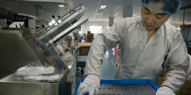 Промышленный PMI КНР