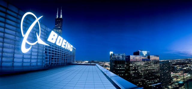 Boeing получил заказ на