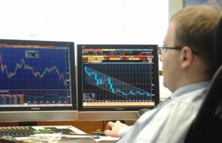 Рынок падает на росте