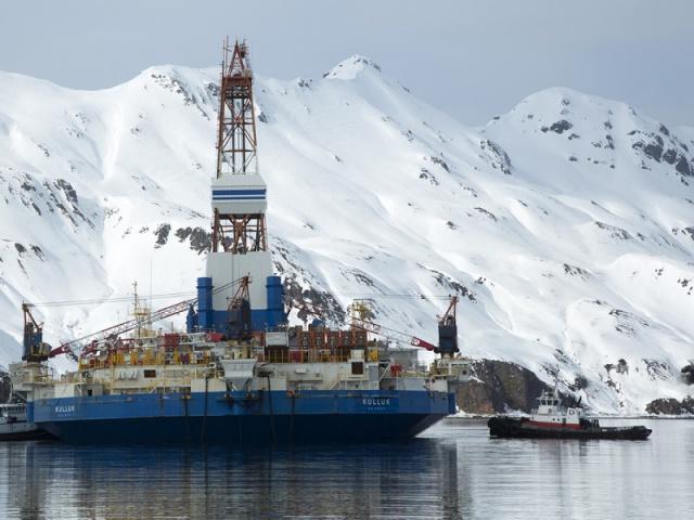 В арктическую войну