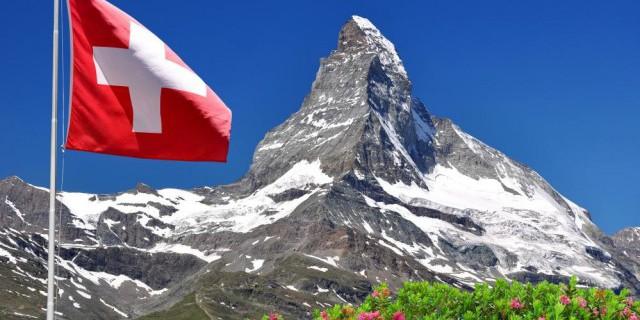Швейцария остается самой