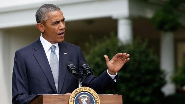Обама: США применят